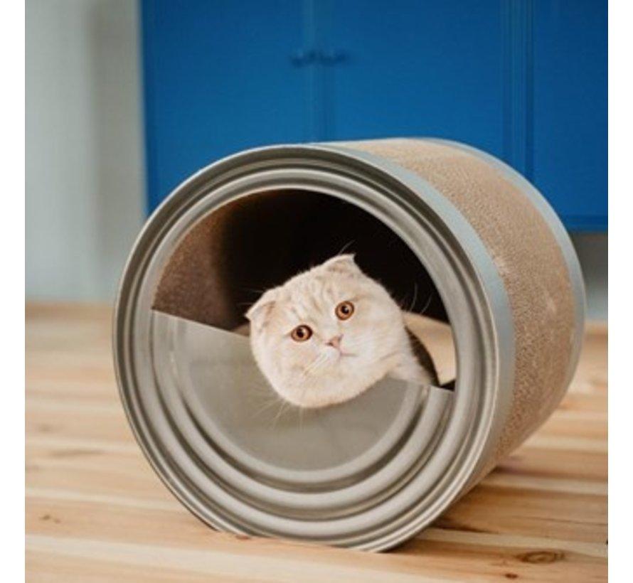 Cat Scratcher Can