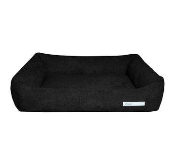 Dogsfavorite Dog Bed Supersoft Black