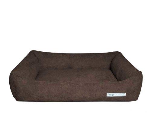 Dogsfavorite Dog Bed Supersoft Brown
