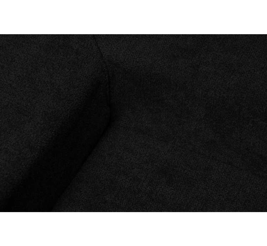 Dog Bed Relax Supersoft Black