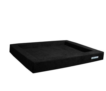 Dogsfavorite Dog Bed Relax Supersoft Black