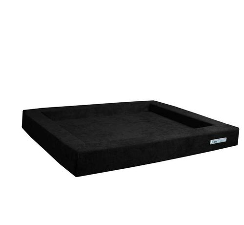 Dogsfavorite Dog Bed Relax Supersoft Black