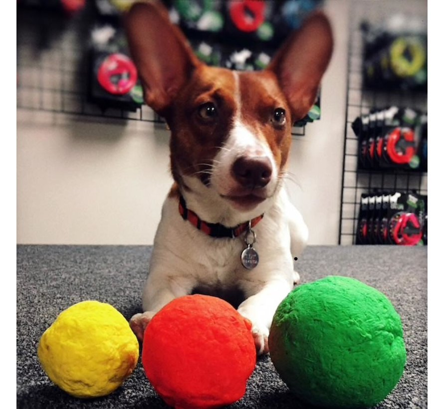 Dog Toy Wunderball Yellow