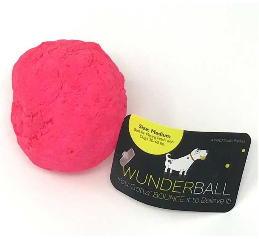 Dog Toy Wunderball Pink