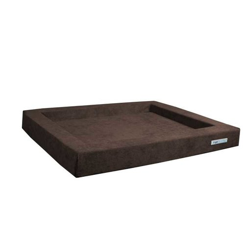 Dogsfavorite Hondenmand Relax Supersoft Bruin