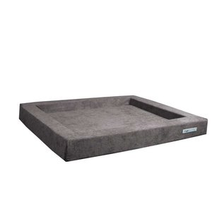 Dogsfavorite Dog Bed Relax Supersoft Taupe