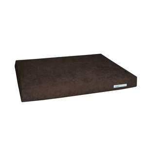 Dogsfavorite Dog Cushion Big Pad Supersoft Brown