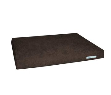 Dogsfavorite Dog Cushion Big Pad Supersoft Brown