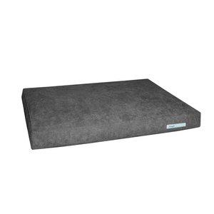 Dogsfavorite Dog Cushion Big Pad Supersoft Grey