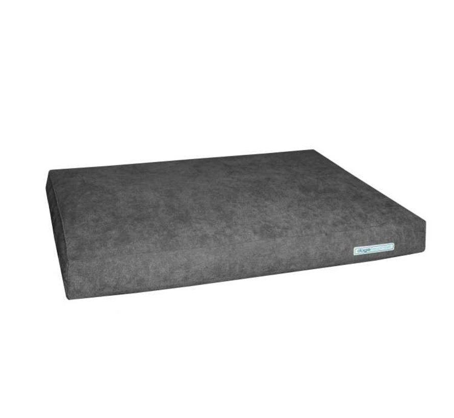 Dog Cushion Big Pad Supersoft Grey