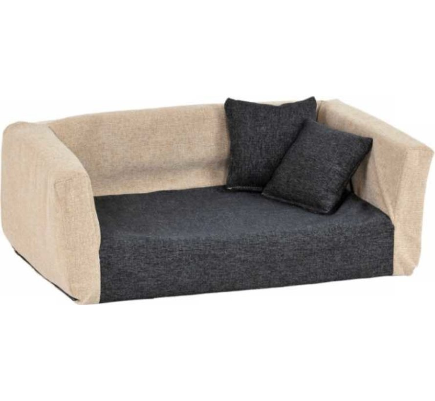 Dog Sofa Buddy Anthracite