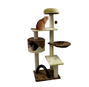 Silvio Design Cat Tree Boy Brown