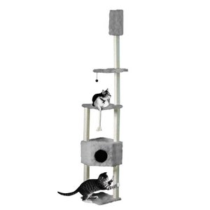Silvio Design Corner Cat Tree High Grey
