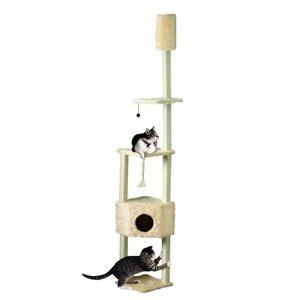 Silvio Design Corner Cat Tree High Beige