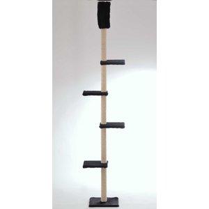 Silvio Design Cat Tree High Black