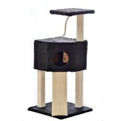 Silvio Design Cat Tree Cat Dream Black