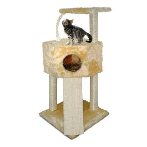 Silvio Design Krabpaal Cat Dream Beige