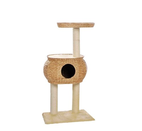 Silvio Design Cat Tree Cestino Tower