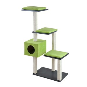 Silvio Design Cat Tree Cozy Green XL