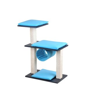 Silvio Design Cat Tree Cozy Blue