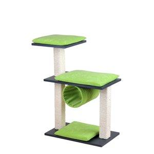 Silvio Design Cat Tree Cozy Green