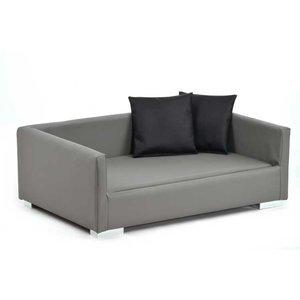 Silvio Design Dog Sofa Lucky Grey