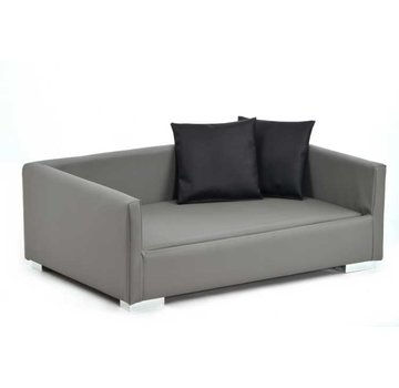 Silvio Design Dog Sofa Lucky Grey