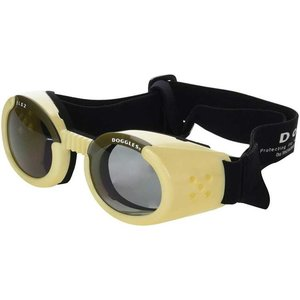 Doggles Dog Sunglasses Chrome