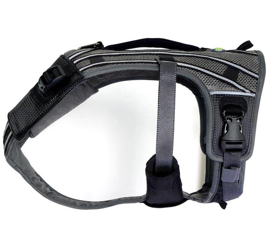 Dog Harness Pro Black