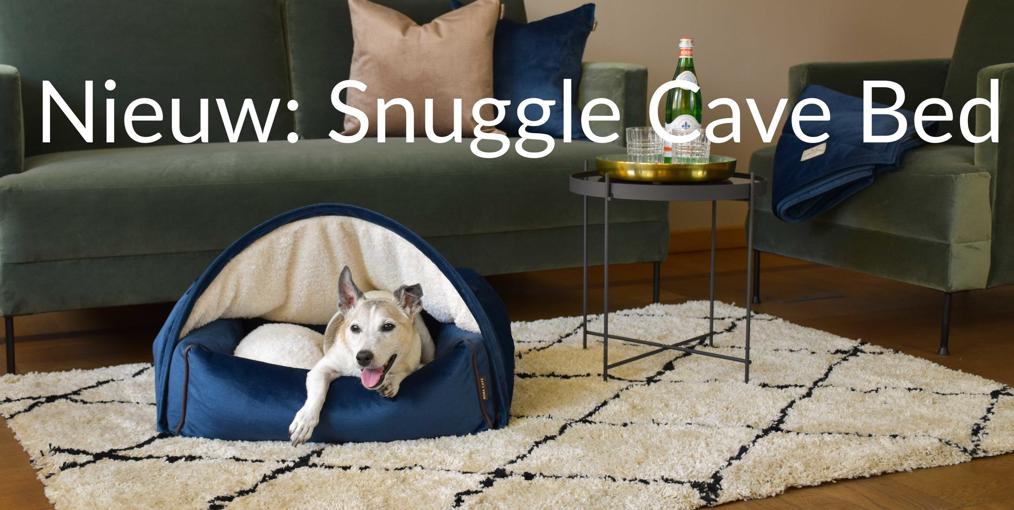 Snuggle Cave Bed