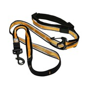 Kurgo Dog Leash Quantum 6-in-1 Orange