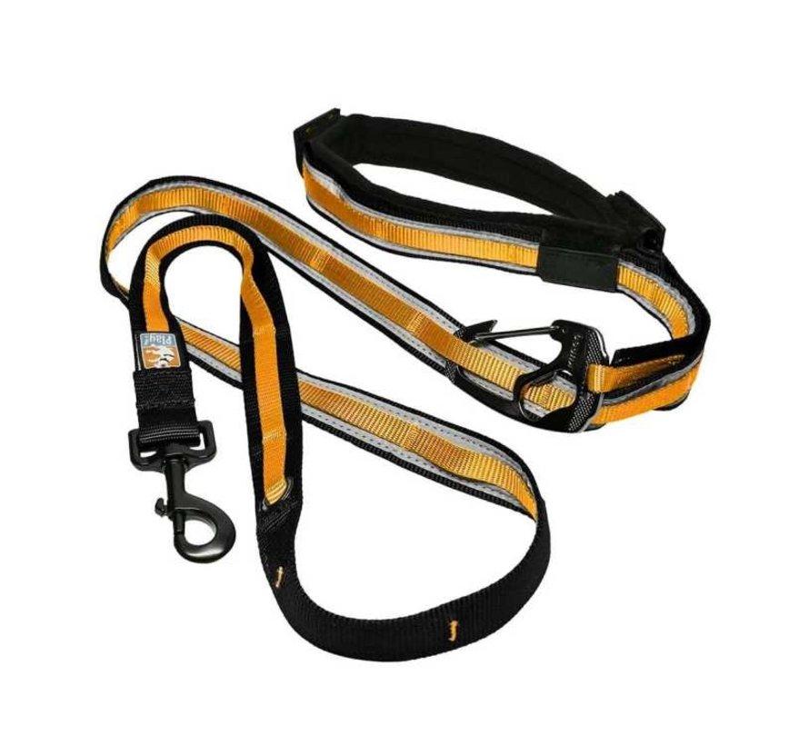 Dog Leash Quantum 6-in-1 Orange