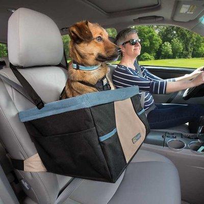 Kurgo Dog Car Seat Grey - Copy