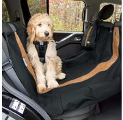 Kurgo Dog blanket for the back seat Hammock Black