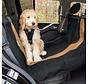 Dog blanket for the back seat Hammock Black