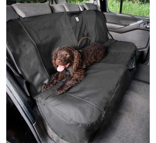Kurgo Dog blanket for the back seat Charcoal