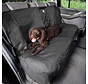 Dog blanket for the back seat Charcoal
