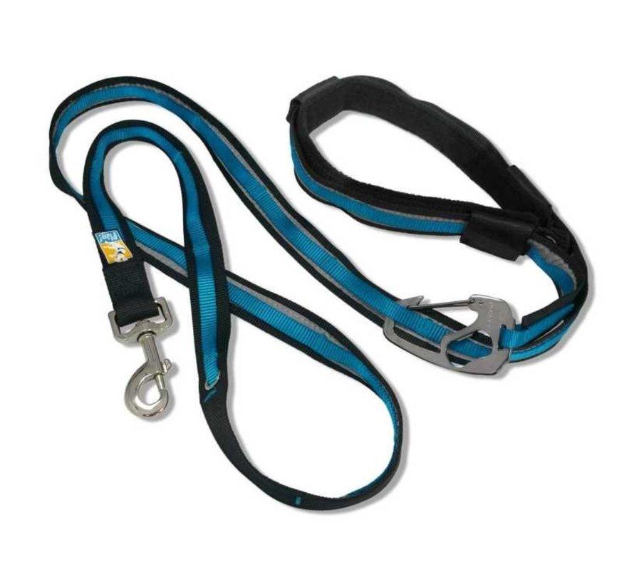 Hondenriem Quantum 6-in-1 Blauw