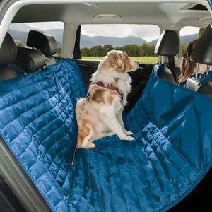 Kurgo Dog Blanket Loft Hammock Blue