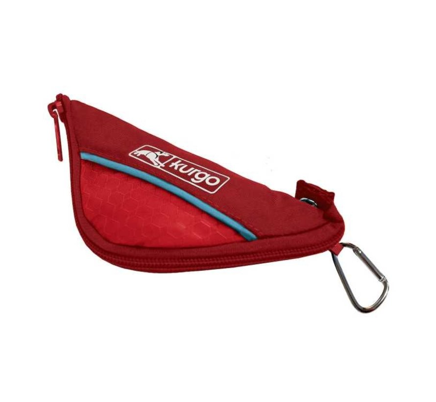 Foldable Zippy Bowl Red
