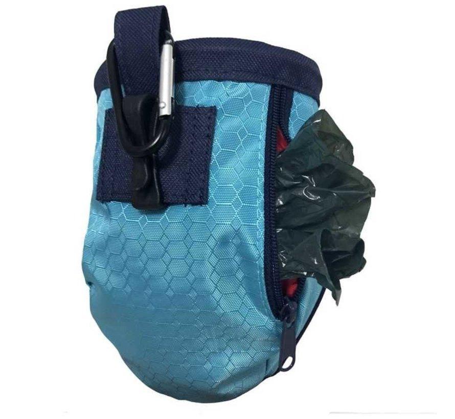 Treat Bag Go Stuff It Blue