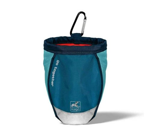 Kurgo Treat Bag Go Stuff It Blue