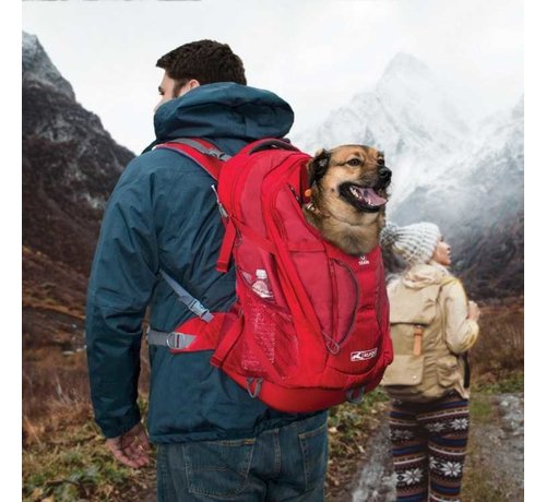 Kurgo Dog Backpack G-Train K9