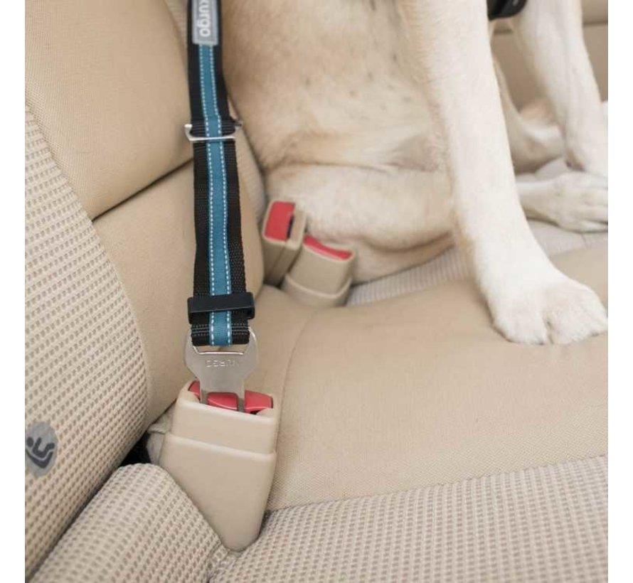 Safety belt for seat belt Blue