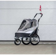 Innopet Hondenbuggy Sporty Dog Trailer Zwart