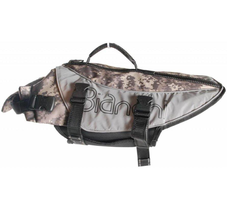 Dog Lifejacket Salty Dog Camouflage