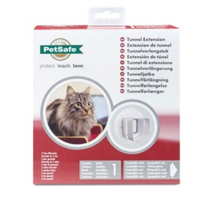 Tunnel element for Staywell cat flap