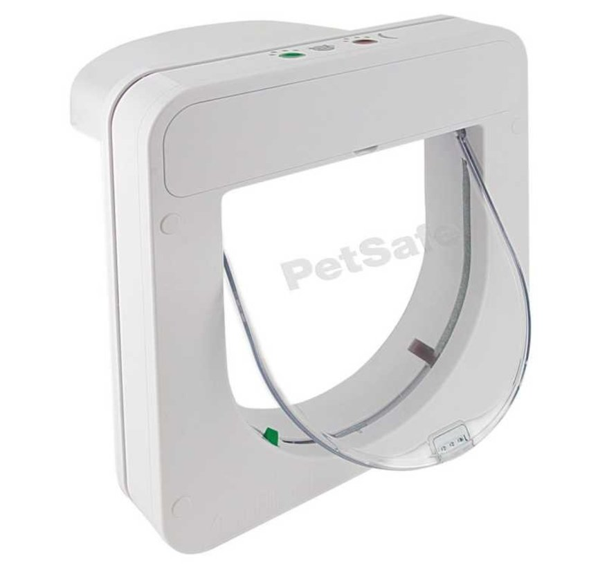 Microchip Cat Flap Pet Porte