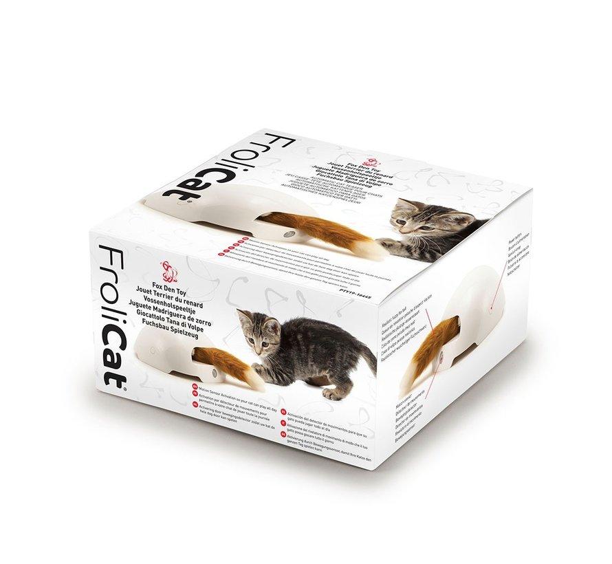 Kattenspeelgoed Fox Den Toy