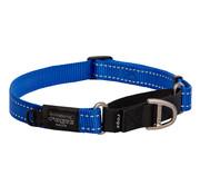 Rogz Dog Collar Utility Control Blue